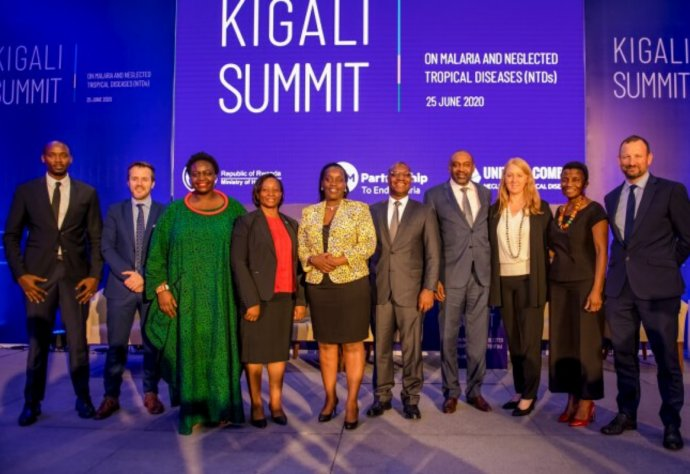 Kigali Summit on Malaria and Neglected Tropical Diseases announced