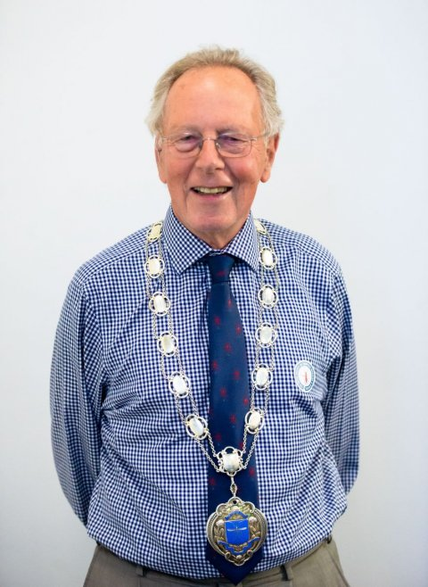 Professor David Mabey has recently taken over the RSTMH Presidency