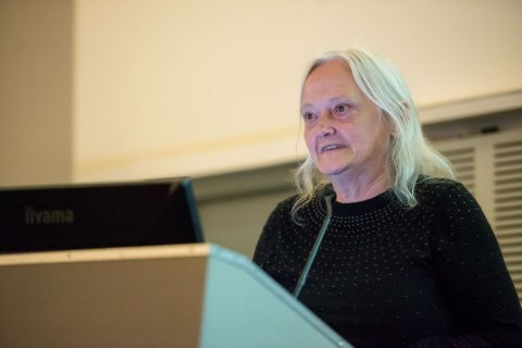 Professor Janet Hemingway is the first woman recipient of the Sir Patrick Manson Medal