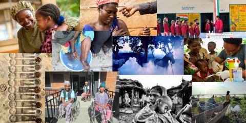 All the winning images from the Beat NTDs photo competition