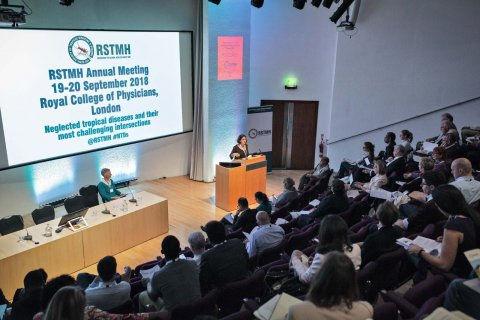 Our Annual Meeting this September at the Royal College of Physicians