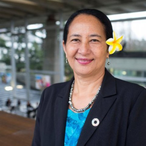 Elizabeth Iro, Chief Nursing Officer at WHO