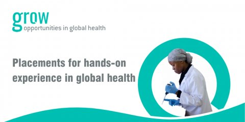 grow matches people's interests with opportunities in global health